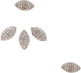 Elise Dray Invisible Drop Earrings