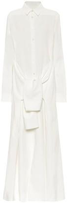 Jil Sander Linen shirt dress
