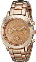 XOXO Women's XO5568 Rose-Tone Bracelet Analog Watch