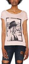 Only Women's Onlalessa S/S Mix Print Top Ess T-Shirt
