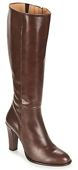 Fericelli MAIA women's High Boots in Brown