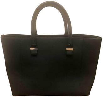 Victoria Beckham Quincy Green Leather Handbags