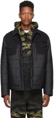 Diesel Black D-Shyla Jacket