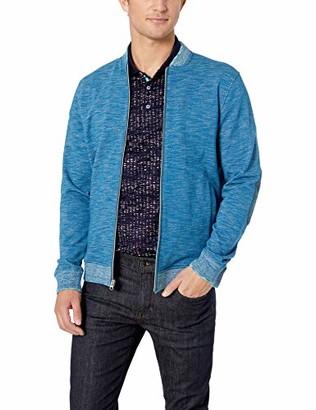 Robert Graham Men's Kaison Full Zip Sweater