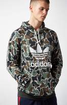 adidas Camouflage Pullover Hoodie