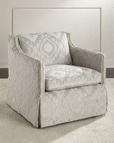 Bernhardt Hubie Swivel Chair