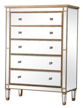 Prestige Sparks 5 Drawers Standard Chest