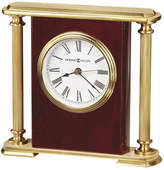 Howard Miller RoseWood Encore Bracket Table clock