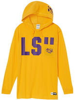 Victoria's Secret Victorias Secret Louisiana State University Long Sleeve V-Neck Campus Tee