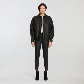J Brand Drew Leather Jacket