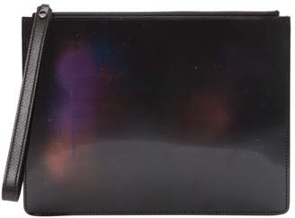 Christopher Kane Black Leather Clutch bags