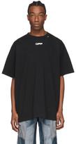 Off-White Off White Black Caravaggio Arrows Over T-Shirt