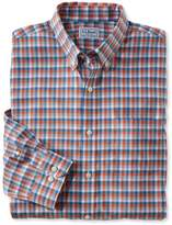 L.L. Bean Wrinkle-Free Kennebunk Sport Shirt, Traditional Fit Check
