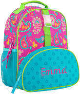 Stephen Joseph Paisley Personalized Mini Backpack