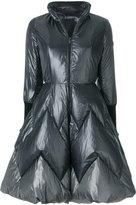 Tatras flared puffer coat
