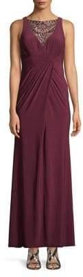 Decode 1.8 Step Through Long Gown