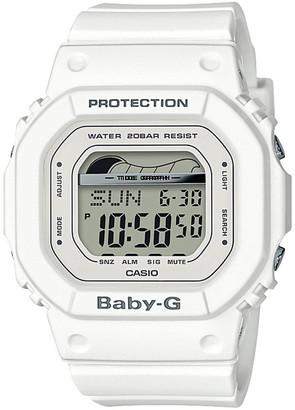 Baby-G Digital Retro Surf White Watch BLX560-7D