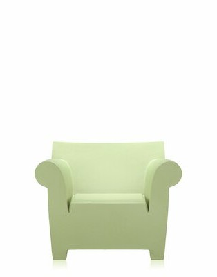 Kartell Bubble Club Armchair Color: Green