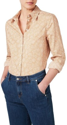 David Lawrence Kaylyn Cotton Voile Shirt