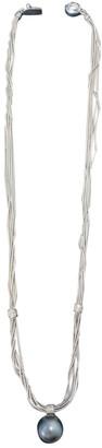 Damiani White White gold Necklaces