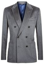 Dolce & Gabbana Double Breasted Silk Jacket