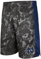 Men's Campus Heritage Notre Dame Fighting Irish Mustang IV Shorts