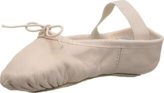 Bloch Baby-Girl's Dance Dansoft Full Sole Leather Ballet Slipper/Shoe