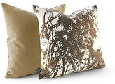Canopy in Brown Pillow