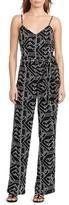 Lauren Ralph Lauren Geo Print Jumpsuit