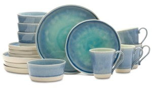 Mikasa Curacao 16-Pc. Dinnerware Set, Service for 4