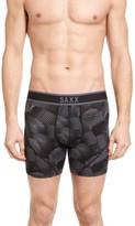 Saxx Men's Kinetic Stretch Boxer Briefs