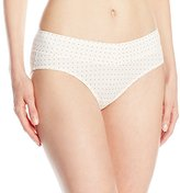 Warner's Women's No Pinching. No Problems. V-front Hipster Panty