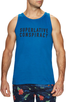 Wesc Men's Superlative Conspira Tank Top