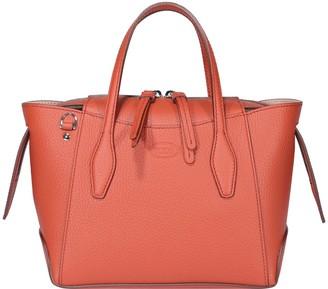 Tod's Zipped Mini Shopping Bag