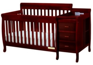 Athena Kimberly Crib & Changer