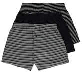 George Grey Striped Jersey Boxers 3 Pack