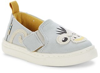 Toms Kid's Luca Canvas Shoes