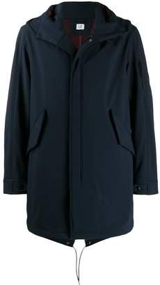 C.P. Company Lens hooded parka coat