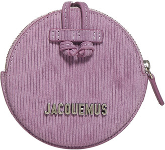 Jacquemus Le Pitchou Mini Strapped Coin Purse