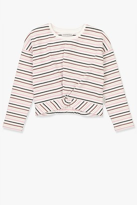 Country Road Organically Grown Cotton Multi Stripe T-Shirt
