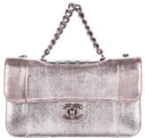 Chanel Lizard Perfect Edge Flap Bag