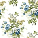 York Wall Coverings York Wallcoverings 56 sq. ft. Waverly Cottage Emma's Garden Wallpaper