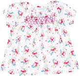 Jo-Jo JoJo Maman Bebe Smocked Top (Baby) - Blossom-6-12 Months