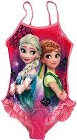 Disney Frozen Girls One Piece Swimsuit