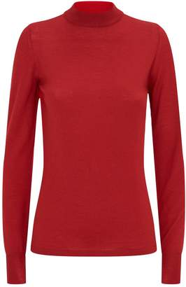 Vaara Aria Knit Bicolour Sweater