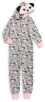 Jelli Fish Kids (Dd) Microfleece Critter Footed Pyjama