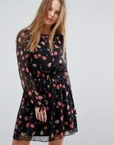 Tommy Hilfiger Floral Print Dress