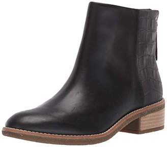 Sperry Womens Maya Belle Leather/Croco Boots