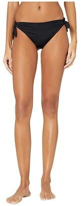 Vitamin A Swimwear Tracy Bottoms (Black EcoLux) Women's Swimwear