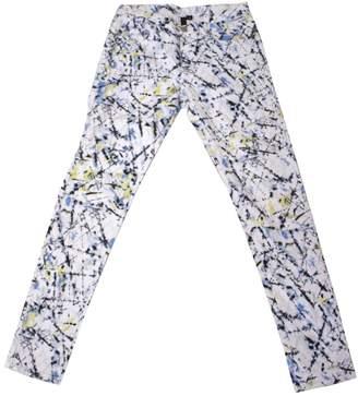 Edun Multicolour Cotton Jeans